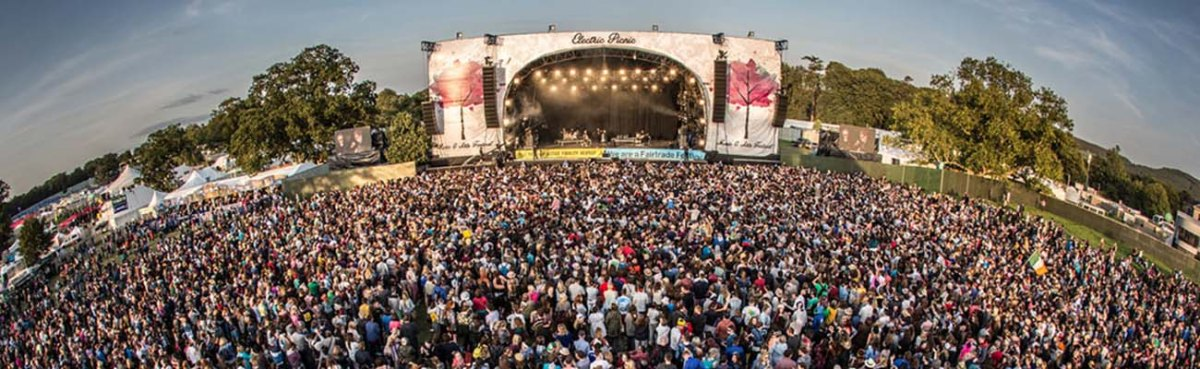 Electric Picnic Sold Out