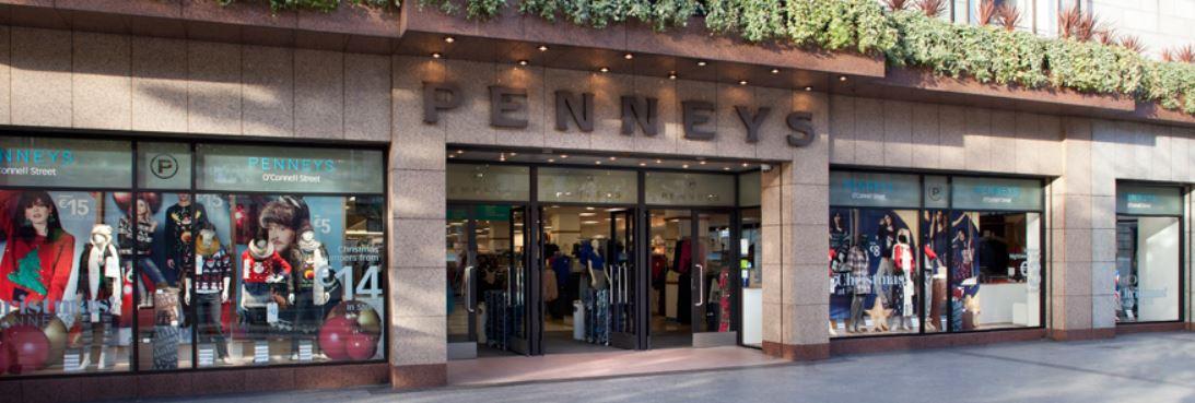 Penney's O'Connell Street GetsRevamp