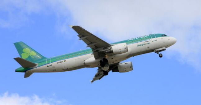 Aer Lingus Giving Away Flights This Friday
