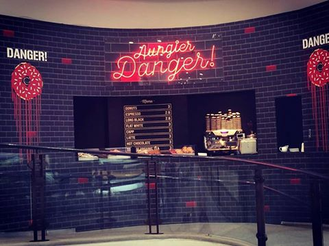 Aungier Danger's New Shop Opens Tomorrow